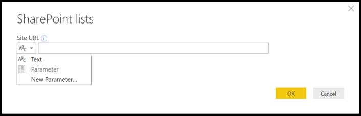 SharePoint list connector