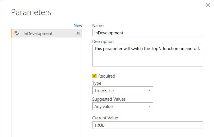 CreateParameter