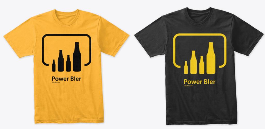 PowerBIer Shirts