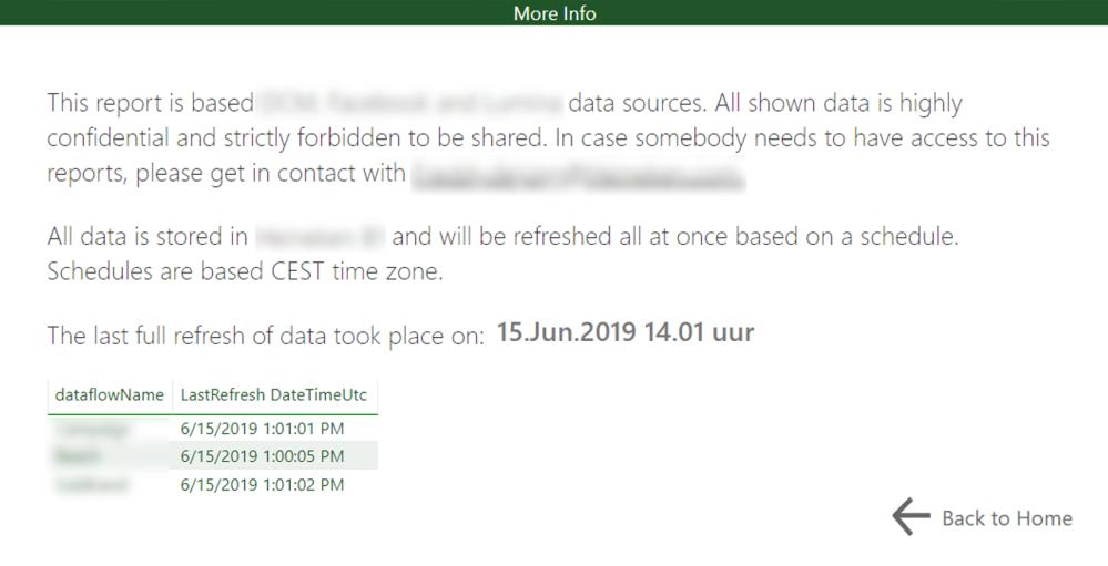 Dataflows LastRefresh_result